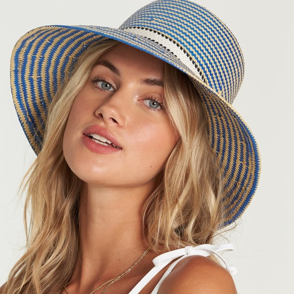 767a1a62 Billabong Accessories   Now Or Never Straw Hat   Poshmark